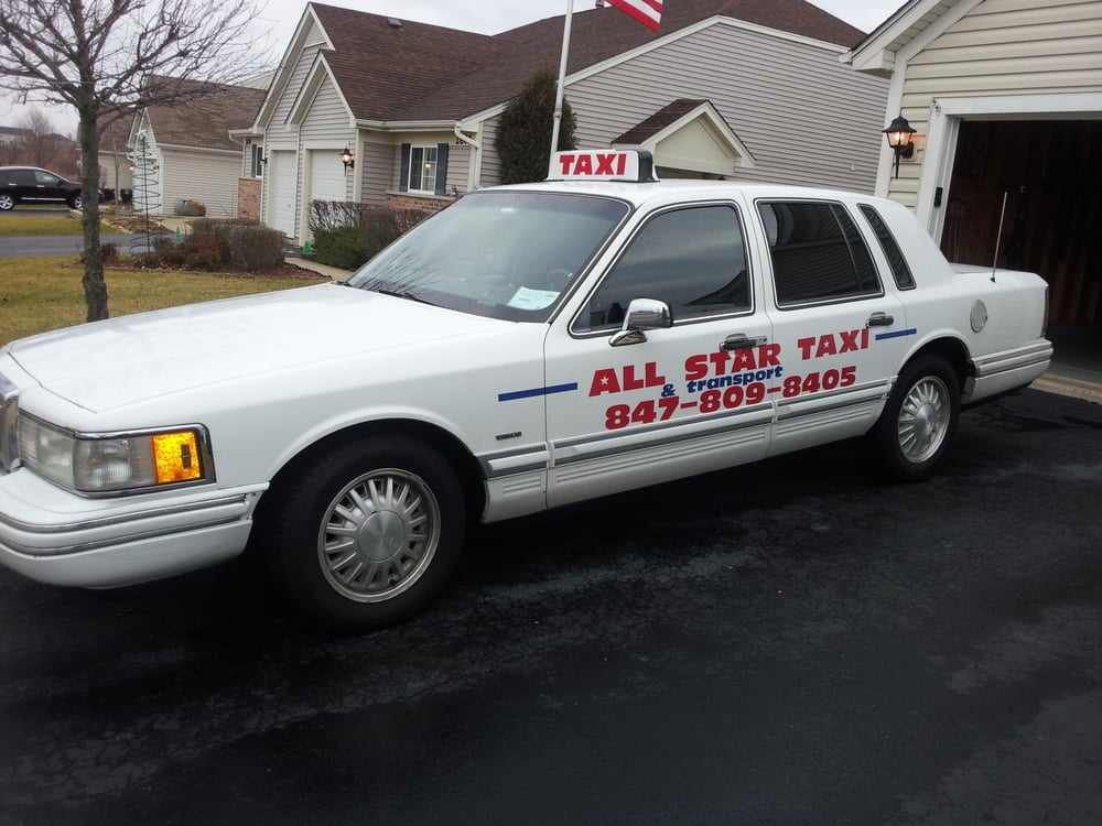 All Star Taxi & Transport: 2798 Impressions Dr, Lake In the Hills, IL