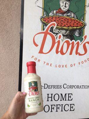Bon Dionu0027s   Pizza   8525 Jefferson St NE, Business Parkway ...
