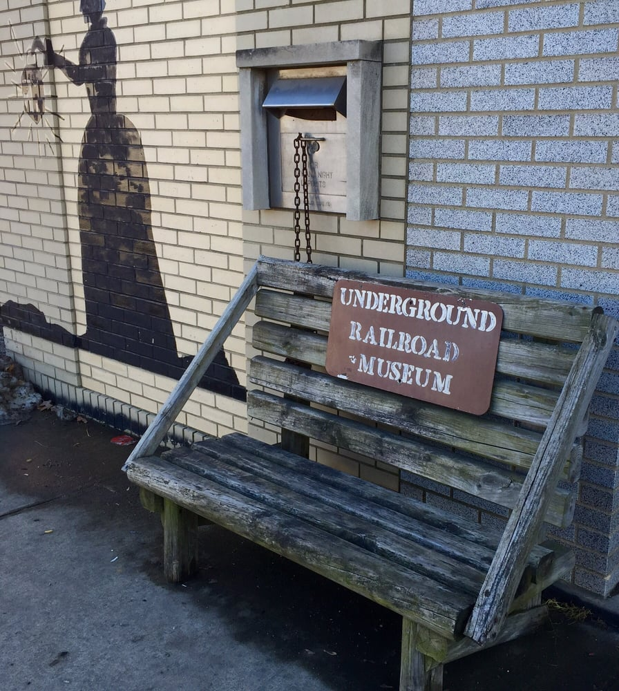 Underground Railroad Museum: 121 High St, Flushing, OH