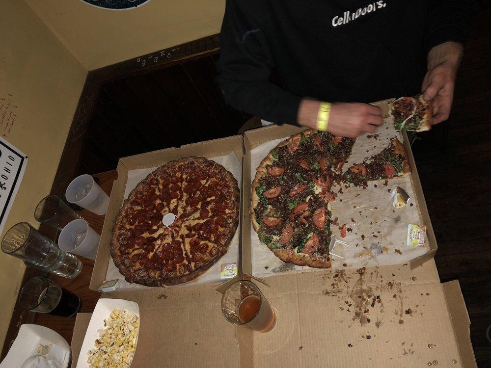 Edison's Pizza Kitchen