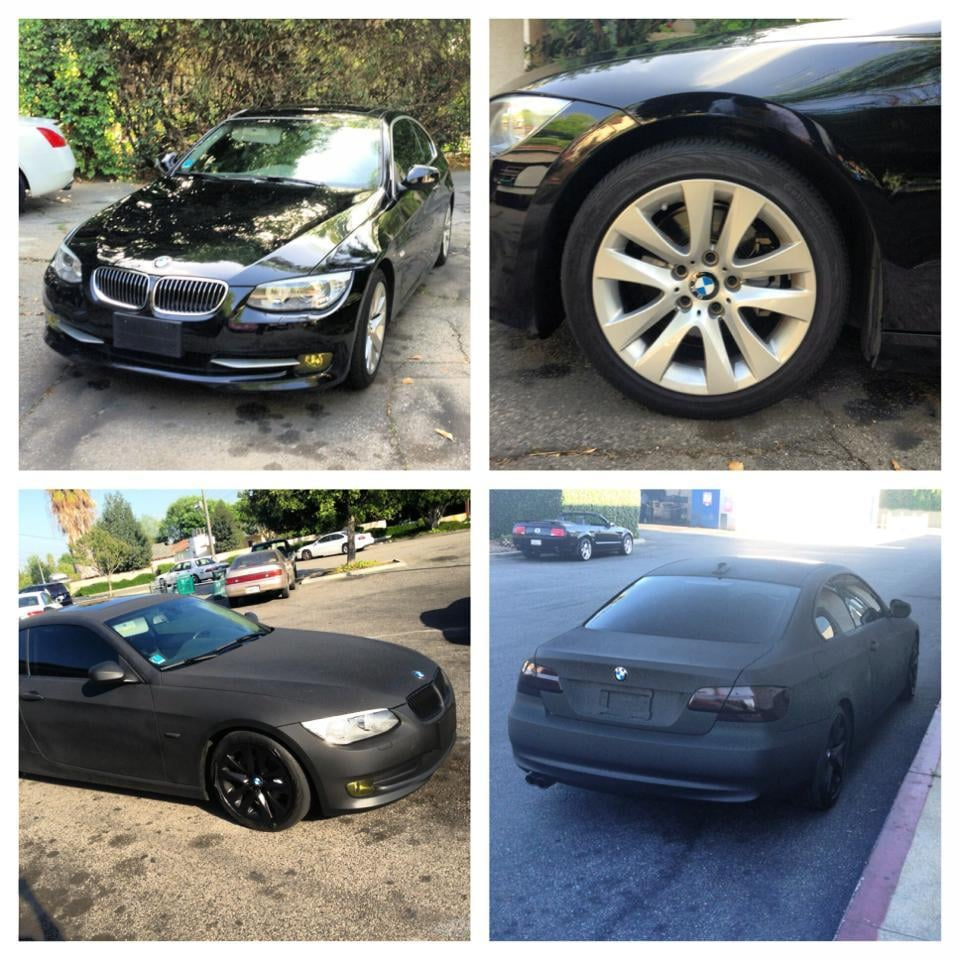 2011 BMW 328i, Full Dip, Rims Package