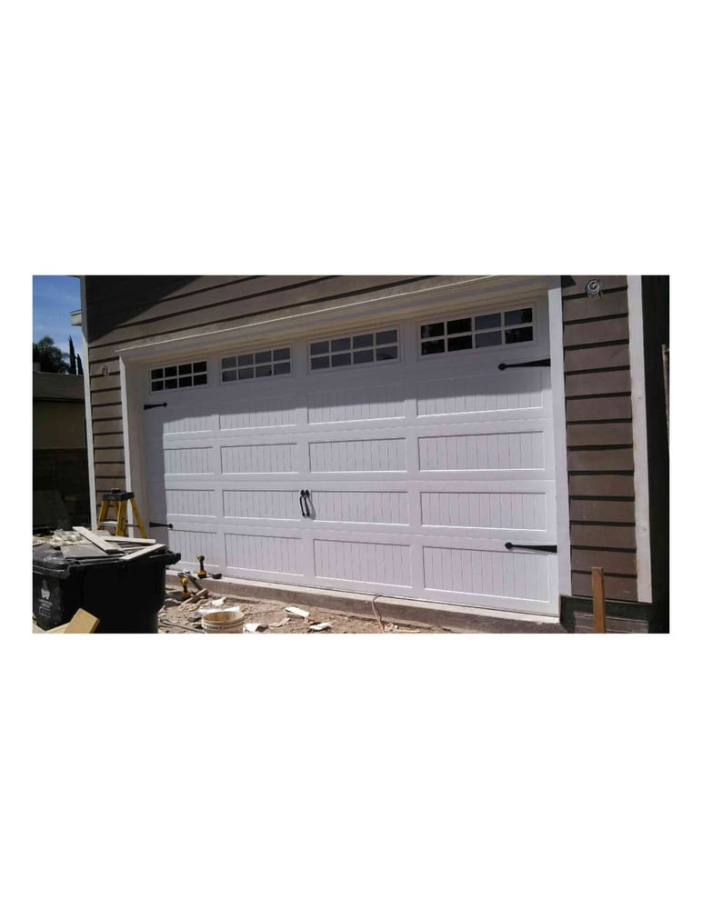 C h i carriage house style long stamp yelp for Garage door repair near my location