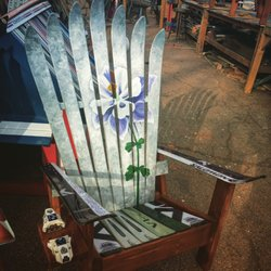 Photo Of Colorado Ski Furniture   Manitou Springs, CO, United States.