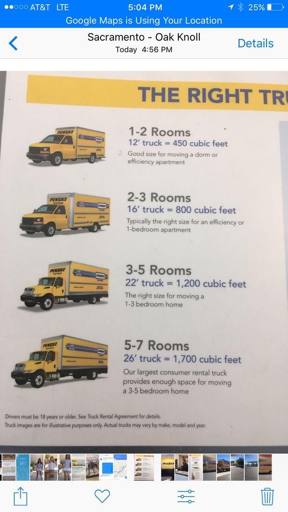 Photos For Penske Truck Rental Yelp