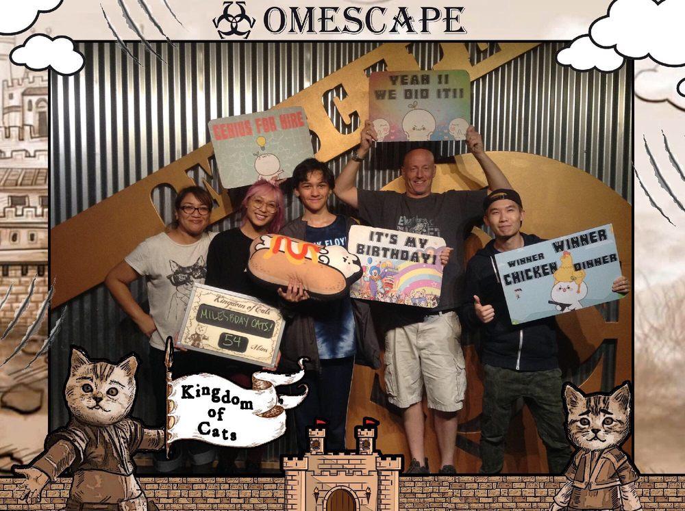 Omescape - San Jose