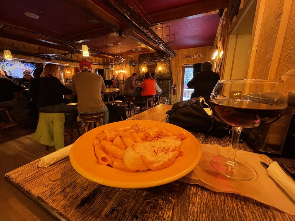 The Alpine Restaurant and Bar: 1106 Rose St, Georgetown, CO