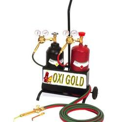 Oxi Gold - Gases, Mats p/ Soldas, Máquinas e Ferramentas