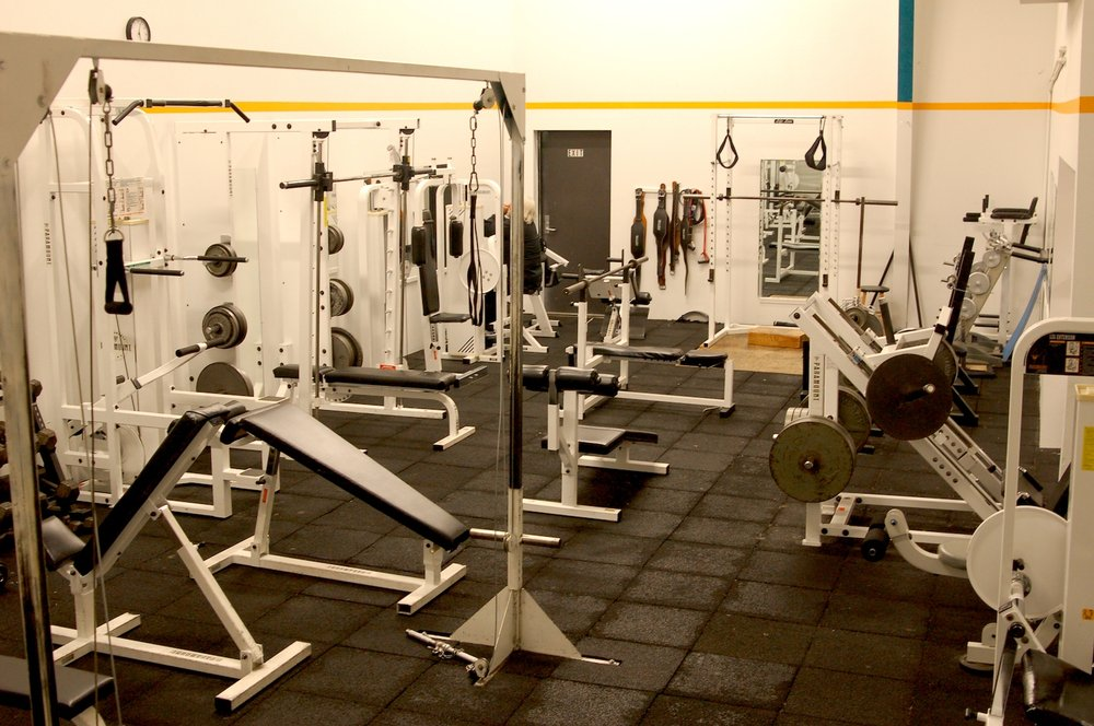 Resolution Fitness : 1311 SE Grace Ave, Battle Ground, WA