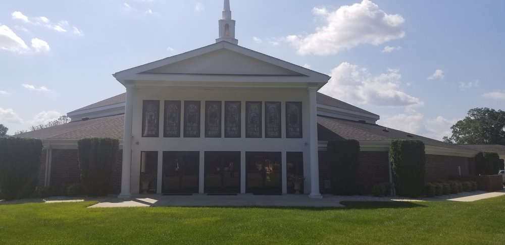 Salem Baptist Church: 430 Rockford Rd, Dobson, NC