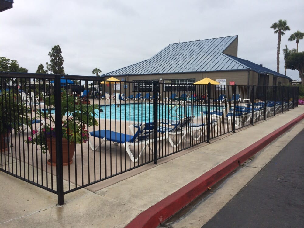 Chula Vista Rv Resort Special: Pool Is Very Well Kept.