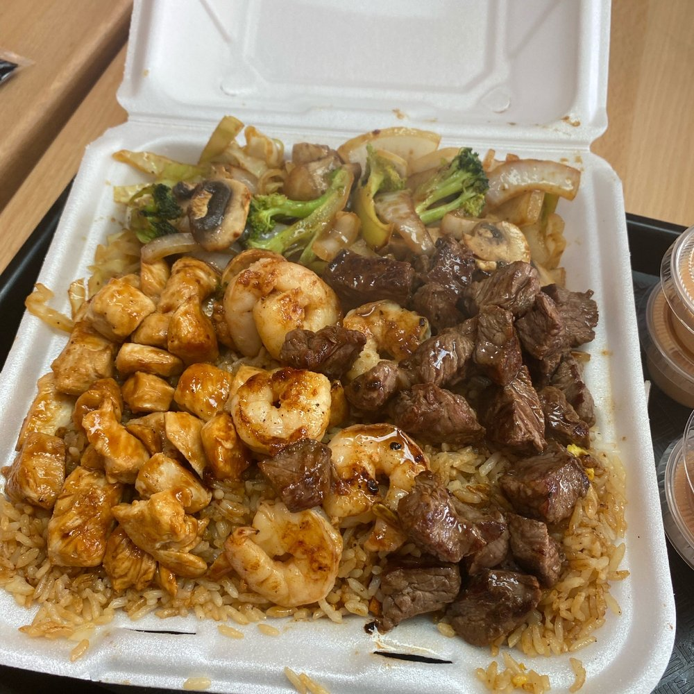 Hibachi Express: 6625 E 82nd St, Indianapolis, IN