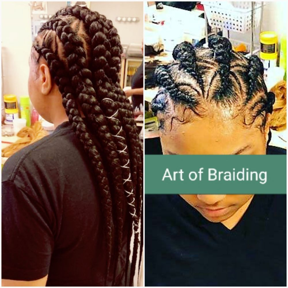 Photos For Raphine B Afro Braiding Extensions Yelp