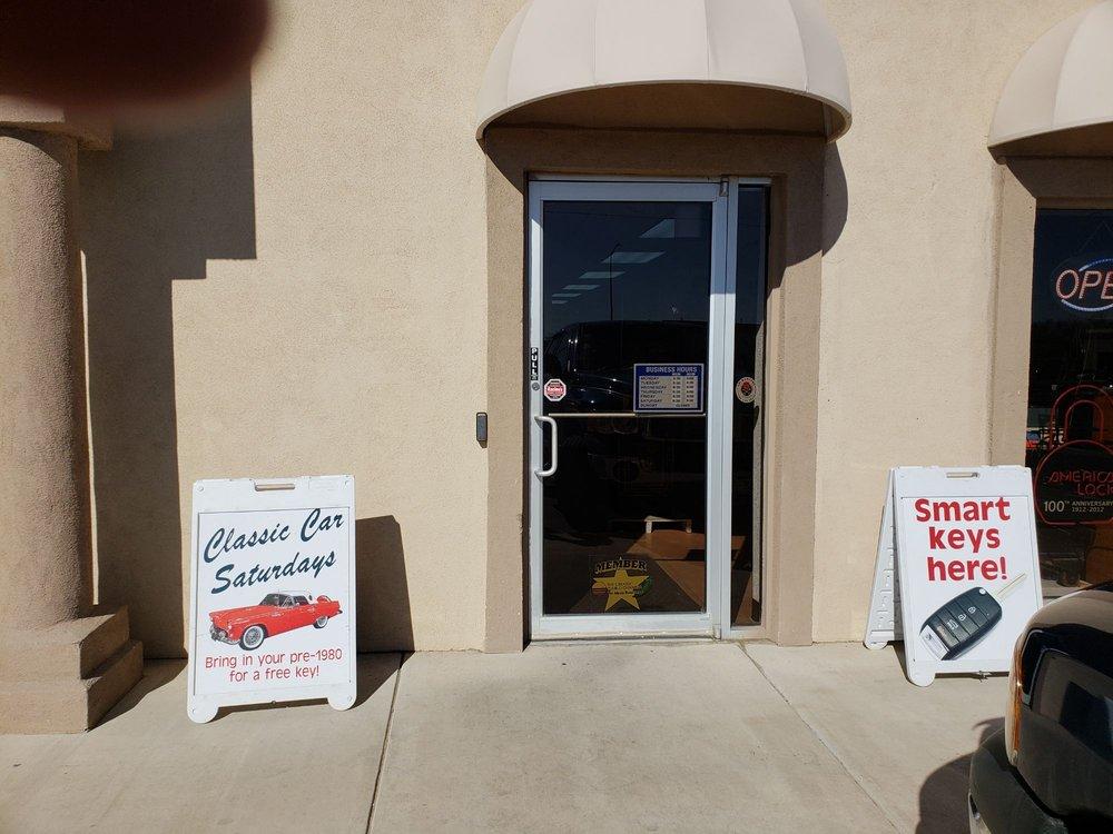 Racine's Locksmithing & Security: 3930 Ridge Dr, Pueblo, CO