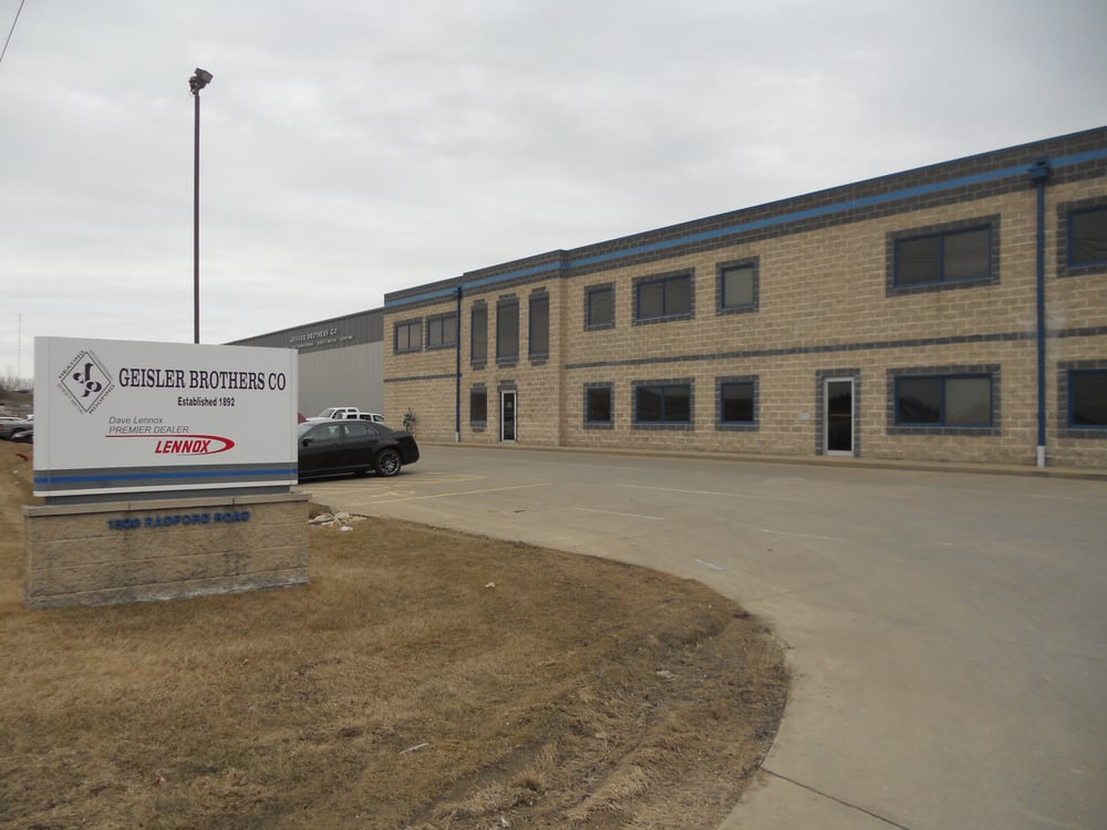 Geisler Brothers Roofing 1500 Radford Rd Dubuque Ia