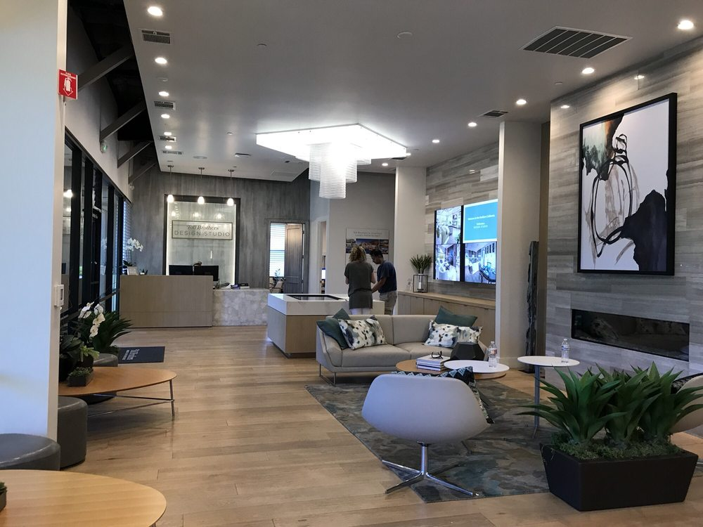 Toll Brothers Design Studio Interior Design 5627 Stoneridge Dr