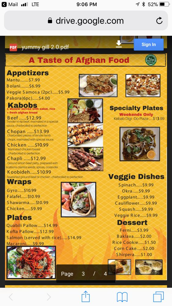 Photos for yummy grill afghan kabob house menu yelp forumfinder Images