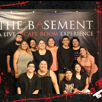 The Basement A Live Escape Room Experience 152 Photos
