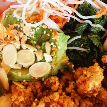 Photo Of Yellow Fever Torrance Ca United States Vegan Bowl