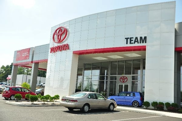 Team Toyota Of Langhorne 746 E Lincoln Hwy Langhorne, PA Car Service    MapQuest