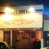 Ps and qs auto body