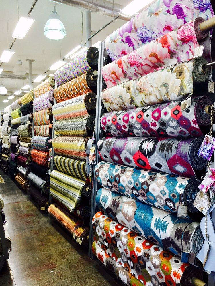 Mood Fabrics - 74 Photos & 221 Reviews - Fabric Stores ...
