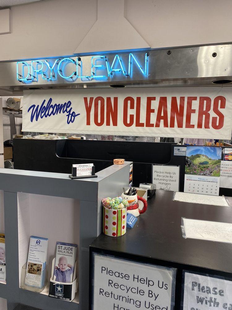 Yon Cleaners: 14333 Manchester Rd, Ballwin, MO