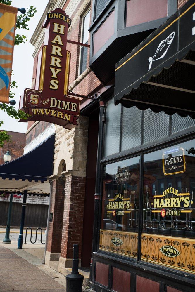 Social Spots from Uncle Harrys Five & Dime Tavern