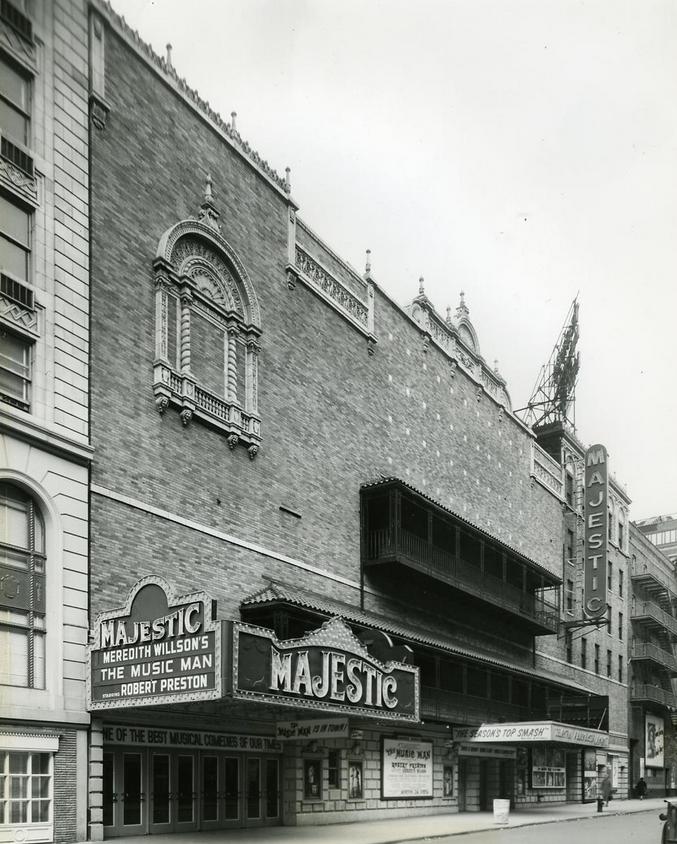 Majestic Theatre: 245 W. 44th St., New York, NY