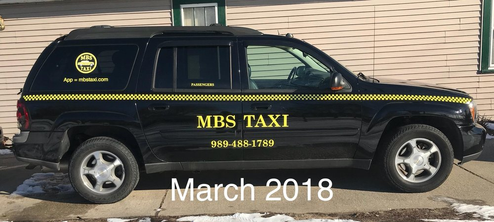 MBS Taxi: Midland, MI
