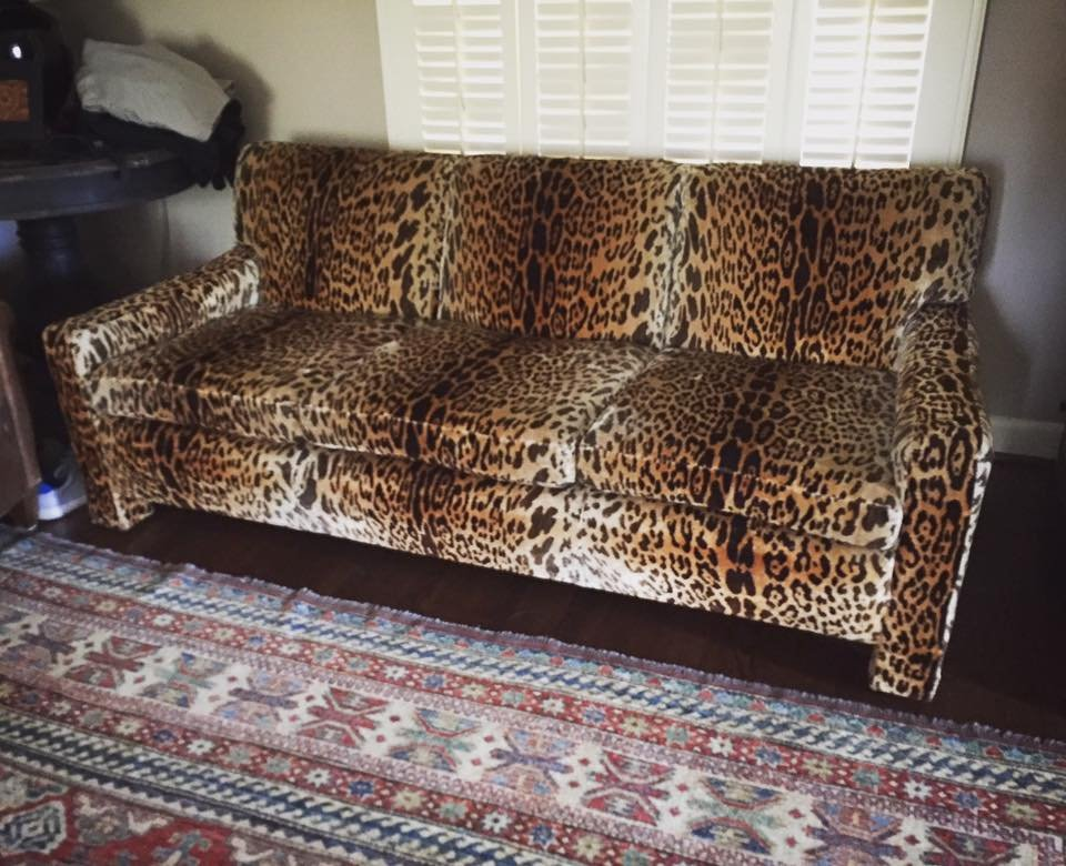 Photo Of Form Function Burbank Ca United States Vintage Leopard Print