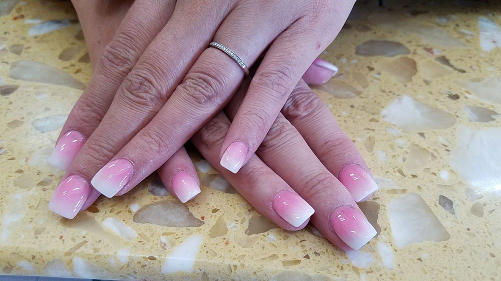 Photo Of Chichi Nails Spa Riverside Ca United States Pink And