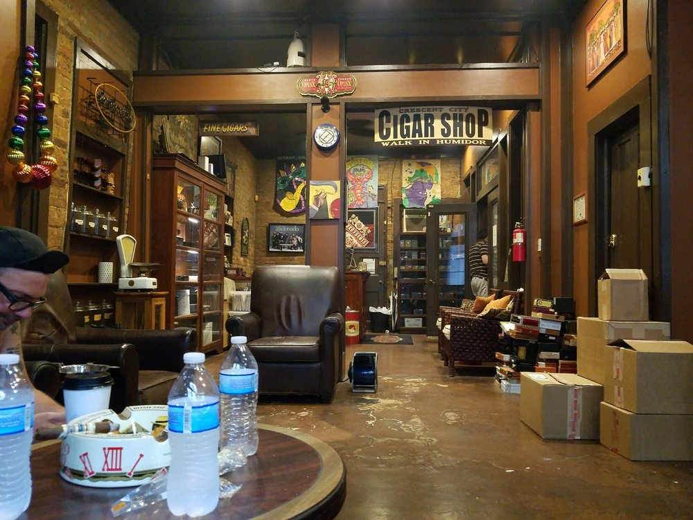 Crescent City Cigar Shop