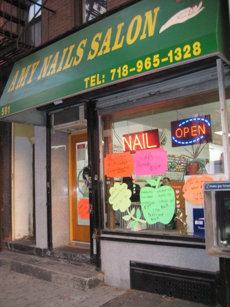 Amy nail salon nail salons 591 5th ave south slope for 5th avenue nail salon