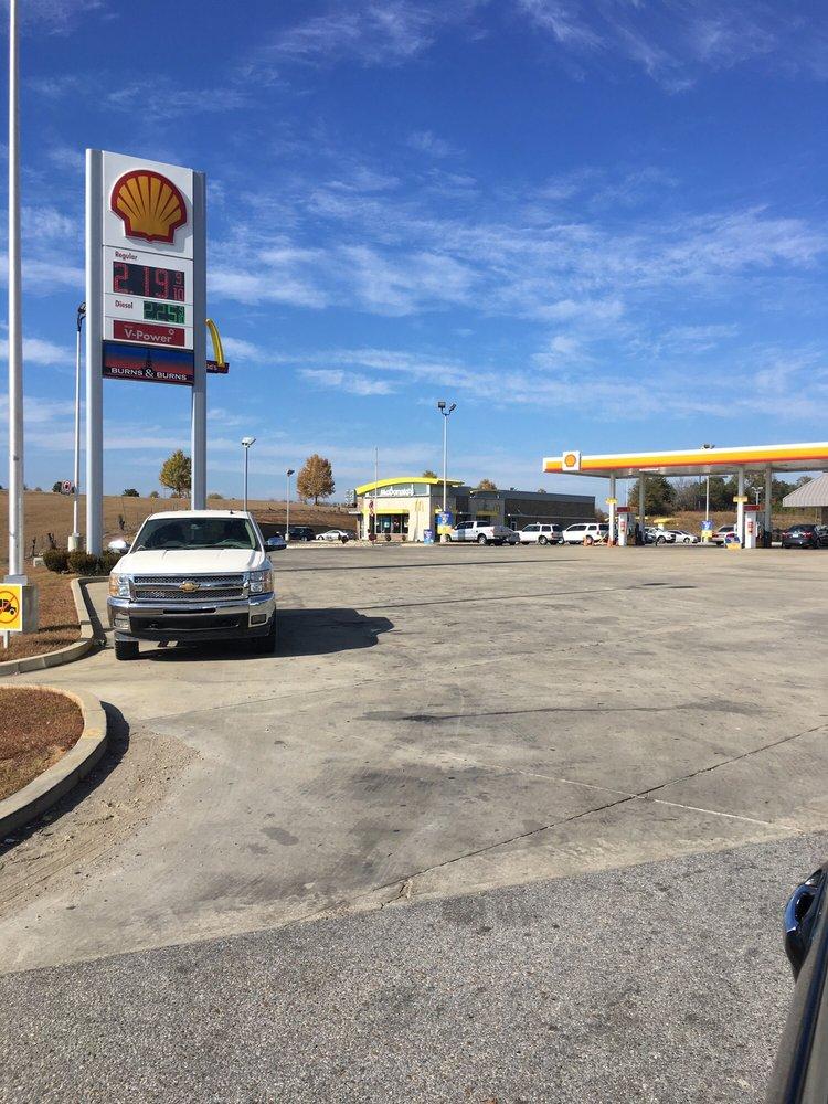 McDonald's: 704 Hwy 28 W, Livingston, AL