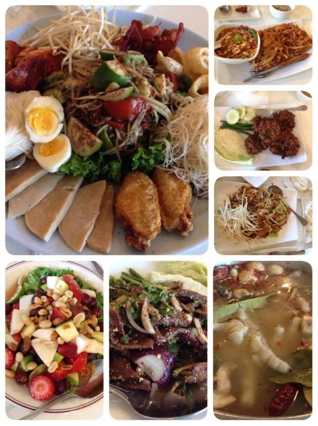 Thai Food Delivery Los Angeles Ca