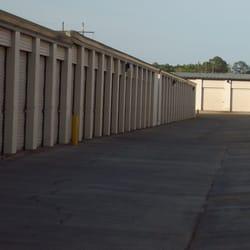 Photo of Interstate Self Storage - Brunswick GA United States. Doublewide drive isles & Interstate Self Storage - 10 Photos - Self Storage - 1003 Commercial ...
