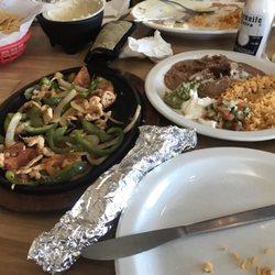Fajitas Locos Mexican Food Branson Mo