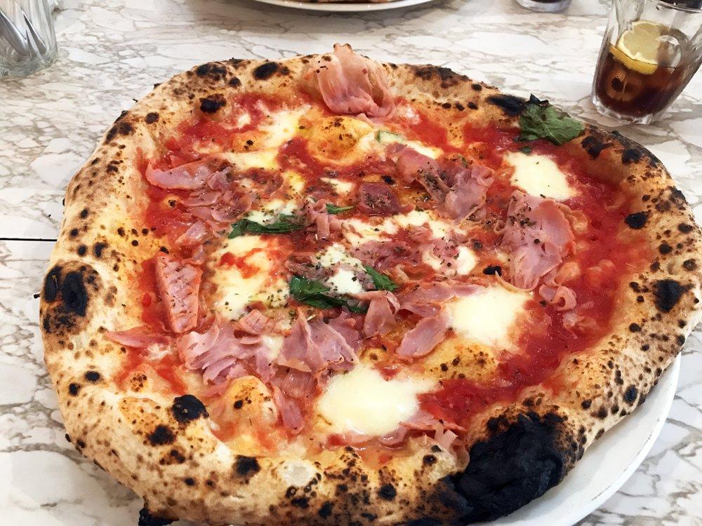 Rudy's Neapolitan  Pizza