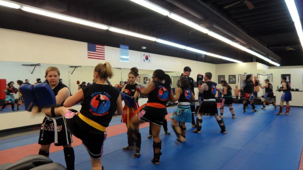 Kicks Self Defense & Fitness: 1049 S Main St, Manteca, CA
