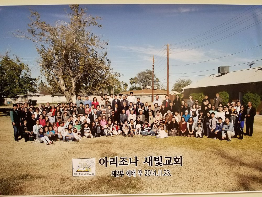 New Light Korean Church: 4650 N 35th Ave, Phoenix, AZ