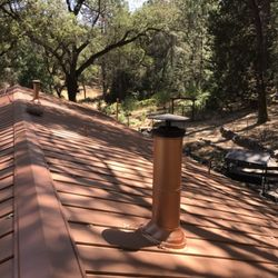 Photo Of 5 Star Roofing   Grass Valley, CA, United States. Standing Seam