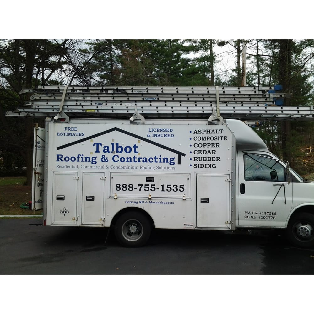 RJ Talbot Roofing U0026 Contracting   Roofing   8 Joan Ave, Hudson, NH   Phone  Number   Yelp