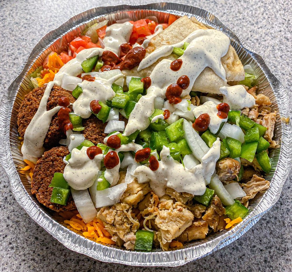 The Halal Guys: 3167 Duke St, Alexandria, VA