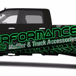Performance Muffler & Truck Accessories - 14504 Dedeaux Rd