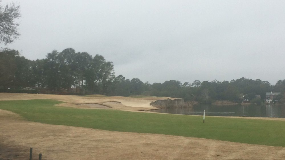 Oyster Bay Golf Links: 614 Lake Shore Dr, Sunset Beach, NC