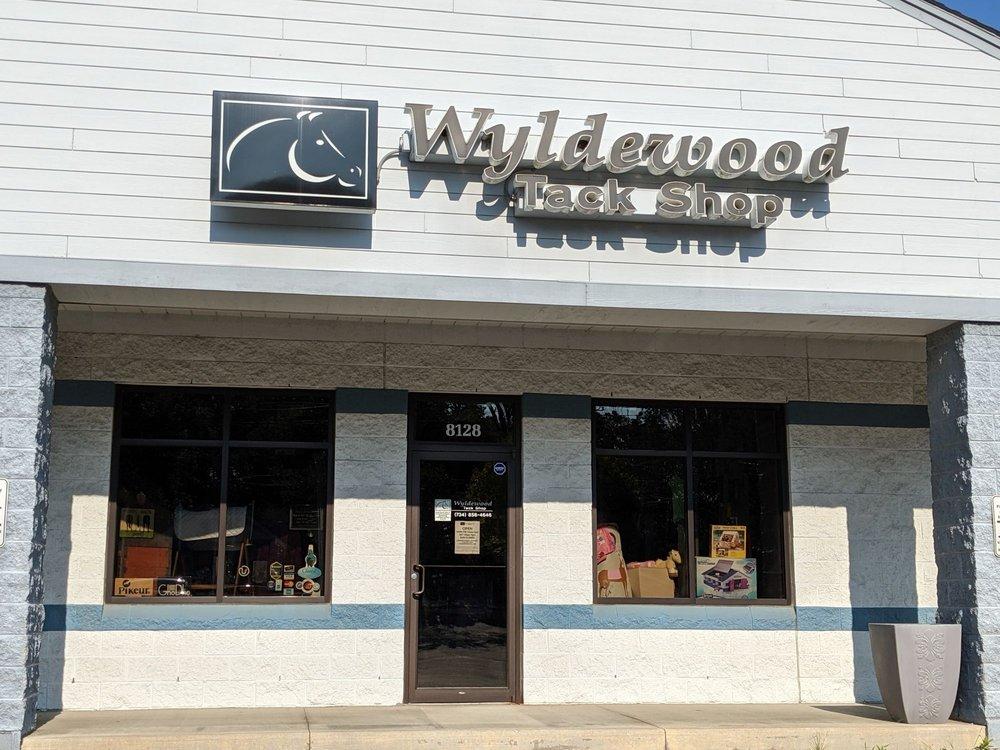 Wyldewood Tack Shop: 8128 Secor Rd, Lambertville, MI