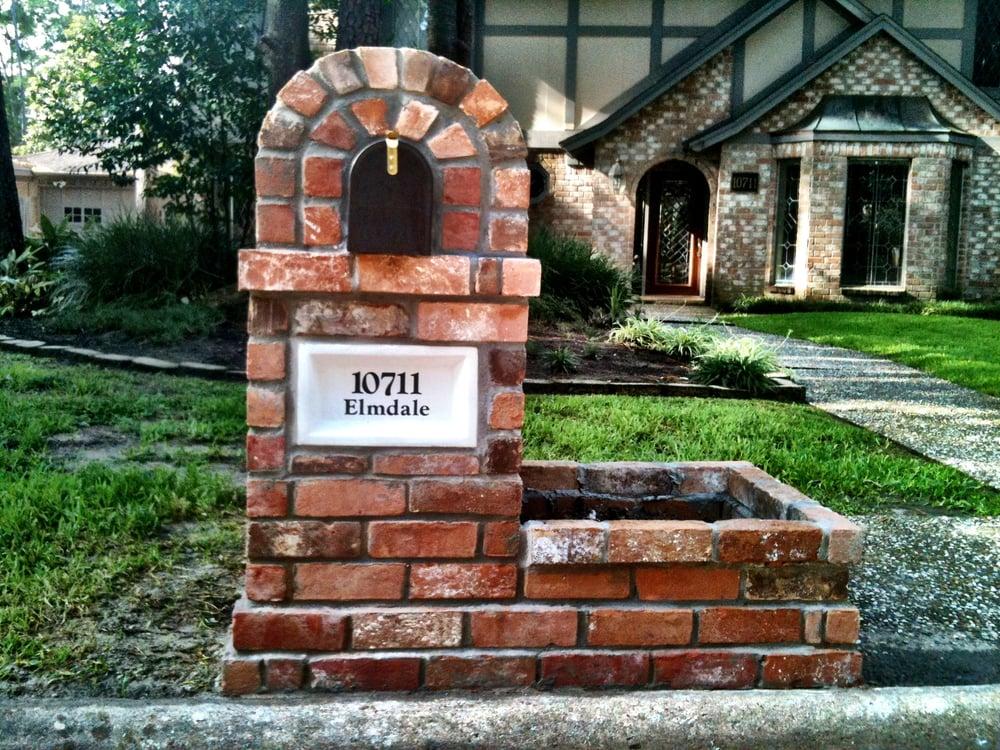Brick Mailbox In Austin Tx Yelp