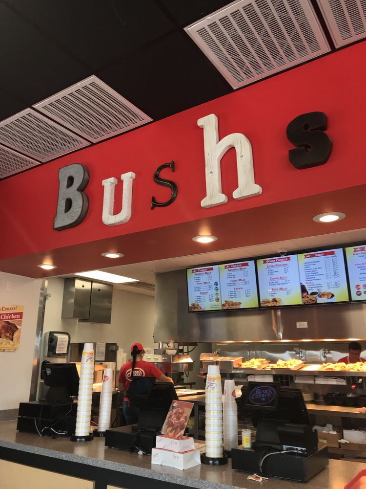 Bush's Chicken: 2834 N Veterans Blvd, Eagle Pass, TX