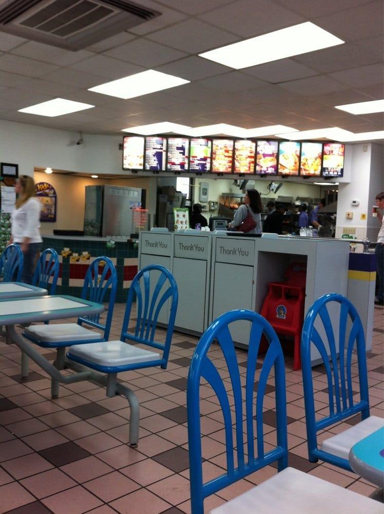 Fast Food Near Huntsville Al