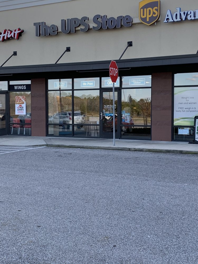 The UPS Store: 136 Marketplace Circle, Calera, AL